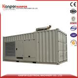 Diesel van het Type van Container 750kVA van Shangchai 600kw (660kw 825kVA) Generator