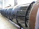 전기 Power Steel Shell 및 Tube Heat Transfer Equipment