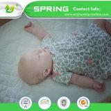 Hypoallergenic Bett-Programmfehler-Beweis befestigter Art-Baby-Krippe-MatratzeEncasement mit TPU