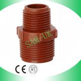 Vávula de bola octagonal del PVC de China para el abastecimiento de agua