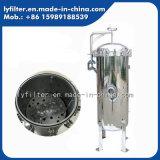 Alloggiamento dell'acciaio inossidabile del filtrante di obbligazione di purificazione dell'acqua potabile