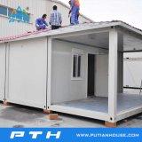 Camera prefabbricata del contenitore di disegno buono per il progetto vivente residenziale provvisorio