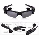 Lunettes de soleil casque sans fil Bluetooth casque téléphonique à lunettes de conduite les écouteurs avec microphone pour iPhone Smartphone Yeux Lunettes