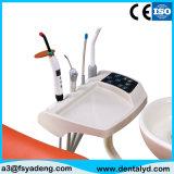 전기로 운영한 치과 의자