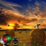 Luz de aves de condução Laser ambiental para a piscina