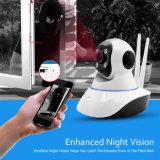 CCTV無線WiFi HDスマートなPTZ IPネットワークP2pカメラ