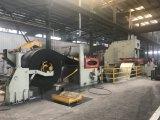 Mechanische Decoiler, Geraderichtenund Leerzeile für LPG-Zylinder-Produktion