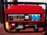 6kw approbation ce générateur à essence unique cylindre (TG7500/E)