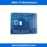 Haut de l'accès des puces de mémoire DDR2 945 775 pour PC de bureau de la carte mère