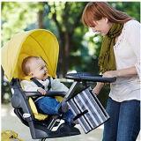 خارجيّ يحمل يتيح طفلة مسيكة يغيّر حصير طفلة حفّاظة حقيبة