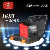 Equipamento de soldadura do inversor IGBT/MMA com Ce (IGBT-120K/140K/160K/180K/200K/250K)