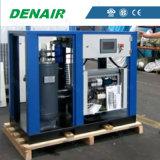 Compresseur d'air lubrifié stationnaire personnalisé non standard de vis