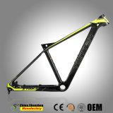 17,5-дюймовый 27.5er углерода Mountian велосипед MTB рамы с Bb46 нажмите кнопку