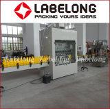 Llenado de líquido corrosivo lineal automático Máquina de Llenado de la máquina de etiquetado