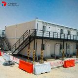 Camera prefabbricata del contenitore dell'accampamento della miniera