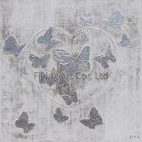 De Muur van het olieverfschilderij Decore voor het Hart van de Liefde met Brief