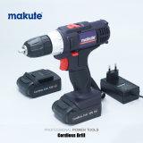 Type de remplissage foret sans fil électrique de portée de Makute 18V