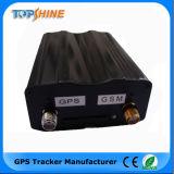 3G vehículo Tracker GPS Sensor de combustible con la ubicación de dos vías