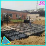 Tank van het Water van Bdf de Ondergrondse voor Irrigatie