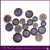 Bouton de résine d'accessoires de couture du vêtement pour Vêtements Veste /