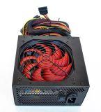 fuente de alimentación silenciosa del interruptor de la fuente de alimentación 600W ATX del juego