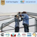 Structure en aluminium Atelier temporaire de l'Octogone parti tente chapiteau