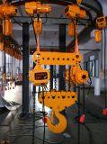 élévateur à chaînes électrique à crochet de la double vitesse 35ton