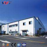 Estructura de acero de la luz de la construcción de acero del bastidor space frame grandes fábricas de span