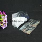 Saco de plástico transparente do reforço lateral material do produto comestível OPP