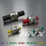 NPT 3/8 van Hnx de Fabrikant van de Klier van de Kabel van het Metaal van het Type