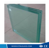 Csi (L-M)를 가진 녹색 파랑 회색 명확한 또는 청동색 박판으로 만들어진 유리