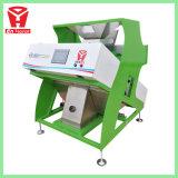 Máquina do classificador da cor da castanha de caju disponível