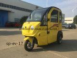 3つの車輪の乗客の人力車の電気モデル