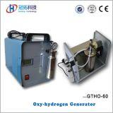 Machine de soudure en plastique de pipe de Hho de générateur de gaz de Brown