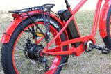 bicicleta elétrica grande do martelo de potência 750W
