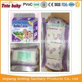 Pampering o tecido descartável do bebê com a faixa do elástico do Hug
