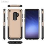 Telefone celular caso do PC para a Samsung Galaxy S9 Plus caso