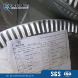 Горячекатаные гальванизированные катушки прокладок стали