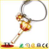Populäres Geschenk-Metall Keychain