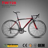 Bici di velocità della bici della strada della lega di alluminio di Microshift 16speed
