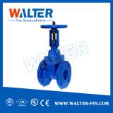 6 Polegadas Volante de haste ascendente válvula gaveta operados os fabricantes na China
