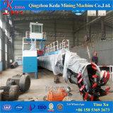 Fluss-grabender Sand-Bagger/ausbaggernde Maschine