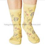 Soem-Farben-scherzt fantastisches Mannschafts-mit Blumenkleid Socke