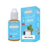 Het organische Sap van Vg E van de Munt van de Citroen van het Ijs van het Aroma van het Ijs Yumpor met Nul Nicotine