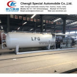 Patin mobile station GPL 20tonne 40cbm Station de remplissage de gaz GPL