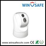 Überwachungskameras des Frei-Pflege Bewegungsentwurfs-weißen Licht-PTZ