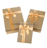 Пакет коробки подарка венчания крышки & низкопробной бумаги/пакета дня рождения бумажный/подарка праздника