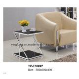 Самомоднейший стол Yf-T17100 кофеего таблицы Tempered стекла дома мебели