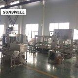 PE van Sunswell de Vullende Lopende band van de Drank voor ZuivelProducten