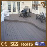 Venta al por mayor al aire libre de madera compuesta del Decking del material de construcción WPC